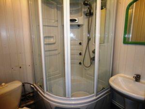 Отель в Анапе душевая+туалет